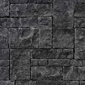 Alpine Black Ledgestone