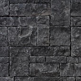 Alpine Black Ledgestone