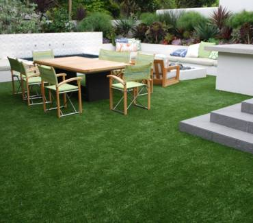 Can I Install Artificial Grass on a Concrete Surface ?
