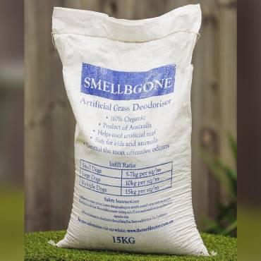 Artificial Grass Deodorizer Infill Canberra -$27/15 Kg Bags